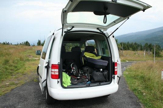 TEST: Volkswagen Caddy EcoFuel CNG