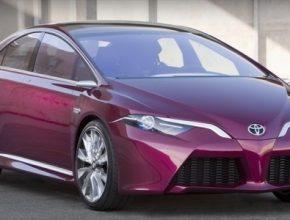 auto Toyota Prius NS4 Concept (New Sedan). Vize plug-in hybridu budoucnosti představená automobilkou Toyota již na začátku roku 2012