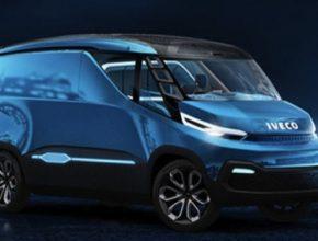 auto Iveco Vision Koncept