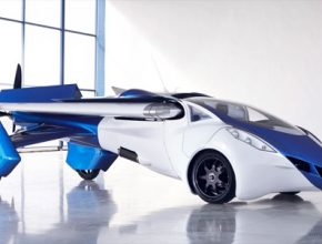 auto AeroMobil létající auto ze Slovenska