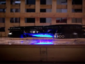auto Hendo hoverboard létající skateboard