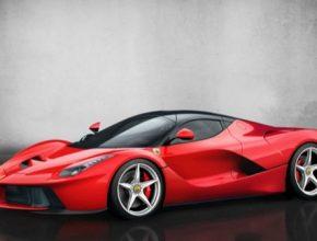 auto hybrid Ferrari LaFerrari