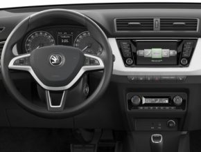 auto technologie Škoda Auto MirrorLink a SmartGate