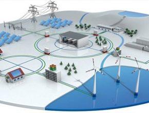 auto chytré sítě smart grid elektromobily výroba energie v OZE výroba elektřiny