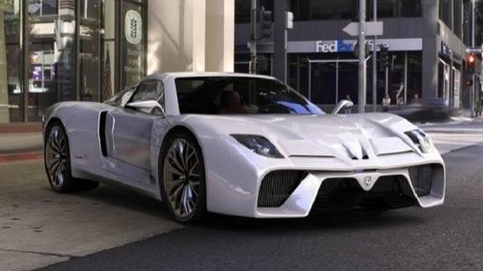 auto Technicar Lavinia elektromobil elektrický supersport