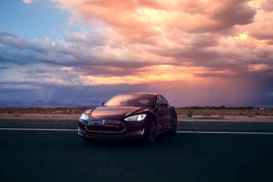 auto Tesla Motors elektromobil Tesla Model S P85D