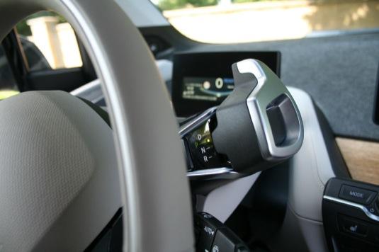 auto test elektromobil BMW i3