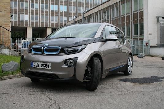 auto elektromobil test BMW i3