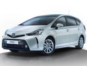 Toyota Prius+ - hybridní kombík