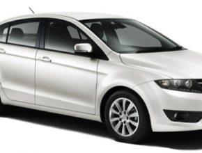 auto Proton Preve jako plug-in hybrid