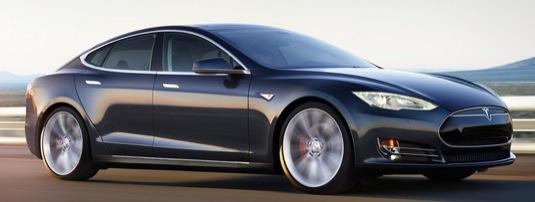 auto elektromobil Tesla Model S prodeje globální země
