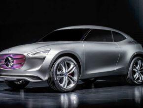 auto Mercedes-Benz Vision G-Code