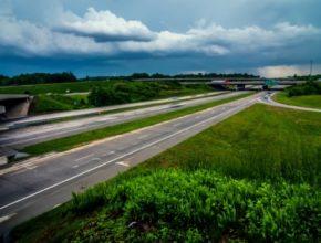 auto dálnice