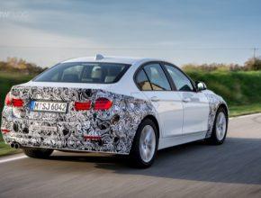 auto BMW 3 series plug-in hybrid edrive