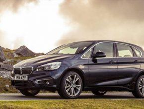 auto BMW řady 2 Active Tourer plug-in hybrid