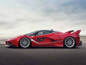 auto Ferrari FXX K supersport