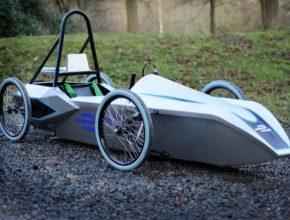 auto Formule E studentská soutěž závod