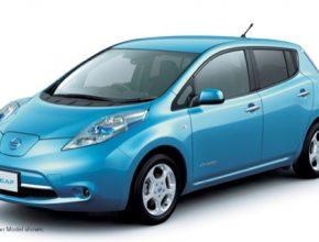 auto elektromobil Nissan Leaf dojezd Carlos Ghosn