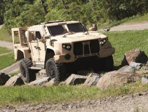 Vojenské vozidlo JLTV