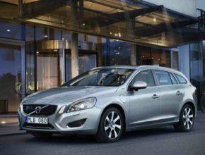 auto Volvo V60 plug-in hybrid první dojmy test