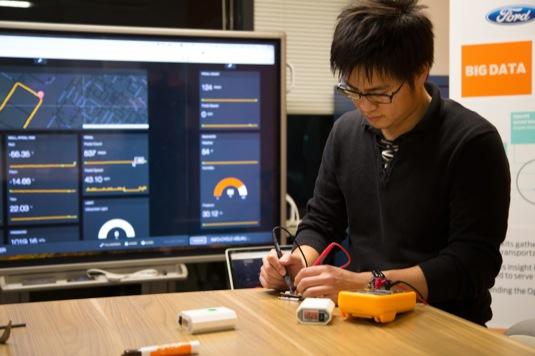 Nové výzkumné centrum Ford v Silicon Valley zkoumá robotická auta