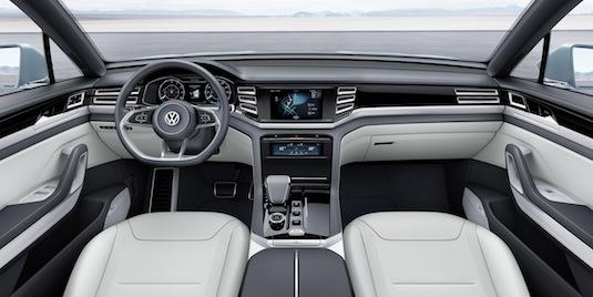 auto Volkswagen Cross Coupe - další plug-in hybrid z Německa