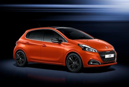autosalon Ženeva 2015 nový Peugeot 208