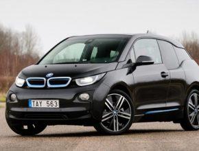 auto elektromobil BMW i3 prodej auto