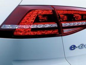 elektromobil Volkswagen e-Golf: cena, dojezd, specifikace