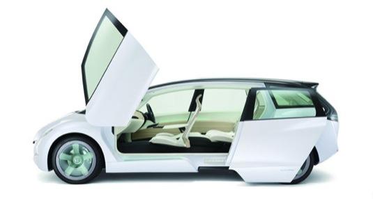 Honda Skydeck koncept