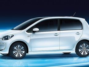 auto elektromobil Volkswagen e-Up! cena dojezd specifikace
