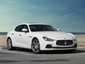 Maserati Ghibli jako plug-in hybrid? Nejspíš už v roce 2017.
