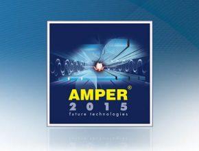auto Brno Amper 2015 výstaviště