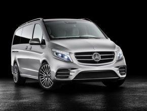 auto Mercedes-Benz Concept V-ision e