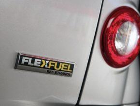 auto FlexFuel badge