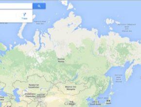 auto Rusko mapa Evropa svět USA Spojené státy