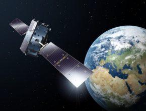 auto satelit Galileo navigační systém