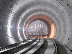 auto Norsko tunel