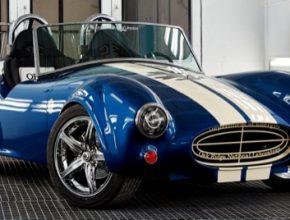 auto Shelby Cobra 3D tisk