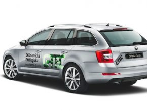 auto Vyhrajte Škoda Octavia Combi G-TEC na zemní plyn!
