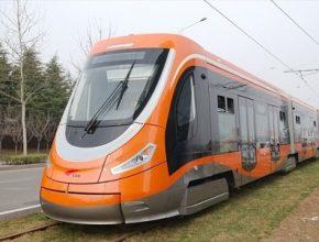 tramvaj 27T Škoda Transportation Čína