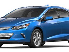 auto nový Chevrolet Volt plug-in hybrid auto