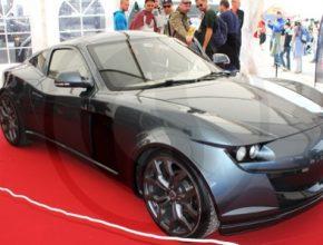 auto elektromobil StudentCar SCX - český sportovní elektromobil