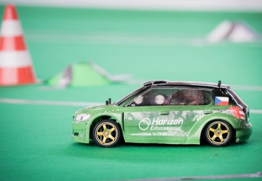 auto na vodíkový pohon Horizon