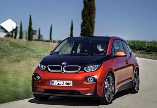 auto elektromobil BMW i3 anketa Hybrid.cz