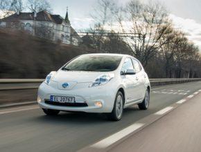 auto elektromobil Nissan Leaf šetří peníze
