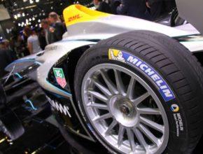 auto pneumatiky Michelin Formule E