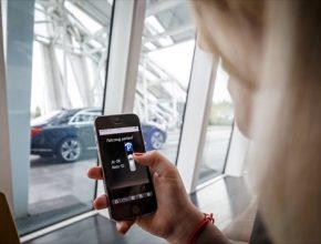 auto Daimler Bosch car2go automatické parkování