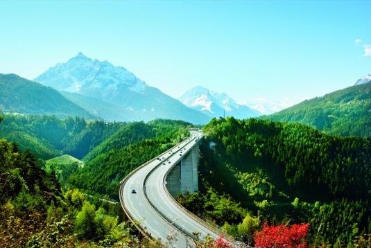 auto dálnic rakousko internet věcí Cisco