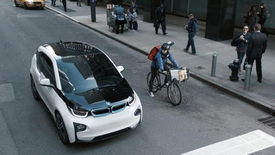auto elektromobily BMW i3 jako auto na vodík